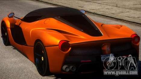 Ferrari LaFerrari PJ2 for GTA 4