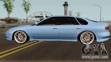 Honda Accord V Liftface Tdi V2 for GTA San Andreas