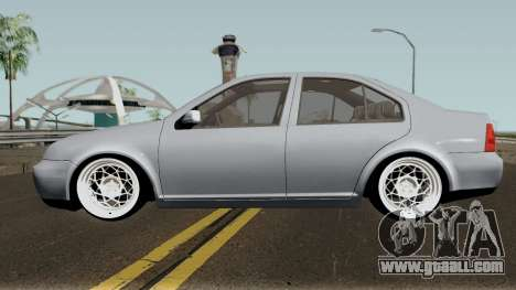 Volkswagen Bora Clean for GTA San Andreas