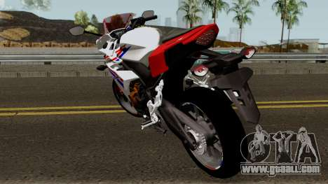 Honda CBR500R 2018 for GTA San Andreas