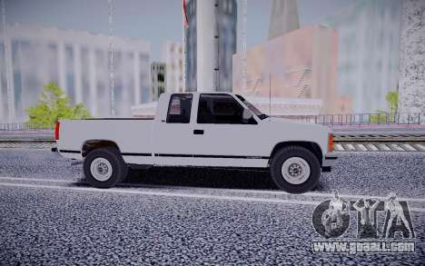 GMS Sierra for GTA San Andreas right view