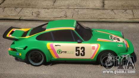 1974 Porsche 911 PJ5 for GTA 4