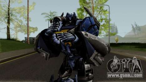 Soundwave Robot Decepticons Transformers Mod for GTA San Andreas