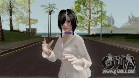 Luna (Kitsune) From DOA Xtreme: Venus Vacation for GTA San Andreas