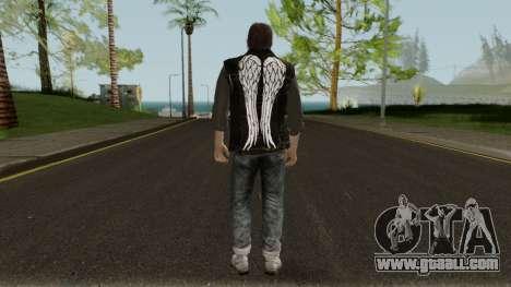 The Walking Dead Season Temporada 9 Daryl Dixon for GTA San Andreas