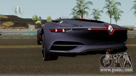 Renault Trezor for GTA San Andreas