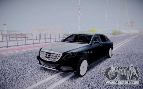 Mercedes-Benz S600 Maybach for GTA San Andreas