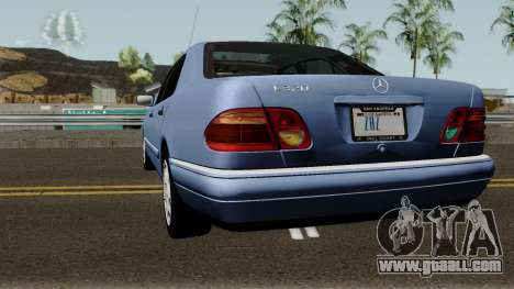 Mercedes-Benz E-Klasse W210 E320 1995 (US-Spec) for GTA San Andreas