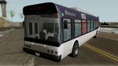 Brute Metrobus (GTA V Style) for GTA San Andreas