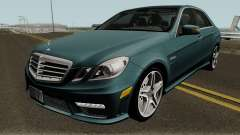 Mercedes-Benz W212 E63 AMG IVF for GTA San Andreas
