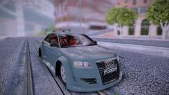 Audi A3 Rus Plates for GTA San Andreas