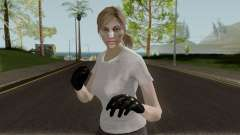 The Walking Dead Andrea Comic for GTA San Andreas