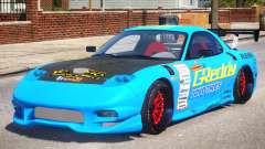 KJC Mazda RX-7 PJ1 for GTA 4