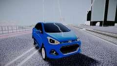 Kia Rio Sedan for GTA San Andreas