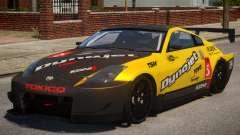 Nissan 350Z Supreme PJ2 for GTA 4