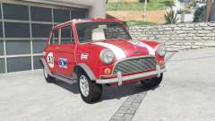 Austin Mini Cooper S (ADO15) 1965 [add-on] for GTA 5