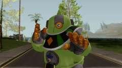 DBS God of Destruction Mosco for GTA San Andreas