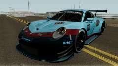 Porsche 911 RSR 2018 for GTA San Andreas
