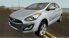 Hyundai I30 2013 for GTA San Andreas