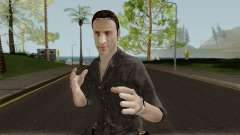 The Walking Dead Rick Grimes Movie Mod V1 for GTA San Andreas