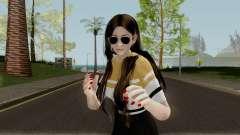 Mai Shiranui Korean Style 6 (Dead or Alive) for GTA San Andreas