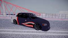 Toyota Altezza Shark for GTA San Andreas