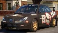 Subaru Impreza WRX STi PJ2 for GTA 4
