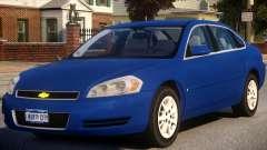 2010 Chevrolet Impala LS for GTA 4