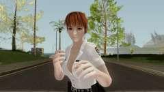 Kasumi Police for GTA San Andreas