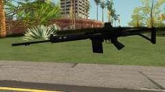 FN-FAL Black for GTA San Andreas