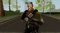 Cable (Deadpool 2) for GTA San Andreas