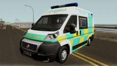 Fiat Ducato Geo Ambulance for GTA San Andreas