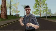 GTA Online: Hipster (Skin Random 7) for GTA San Andreas