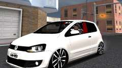 Volkswagen Fox 2P 2012 Com Som for GTA San Andreas