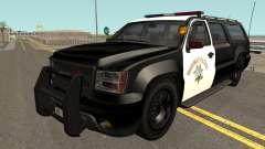 Declasse Granger SAHP Police GTA V IVF for GTA San Andreas