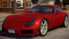 TVR Sagaris Experience Edition for GTA 4