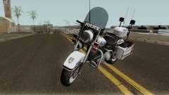 GTA TBoGT Police Bike for GTA San Andreas