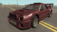 Vapid GB200 GTA V IVF for GTA San Andreas