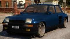 Renault 5 Stock for GTA 4