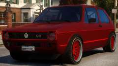 VW Golf GTI MK1 for GTA 4