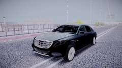 Mercedes-Benz S600 Maybach for GTA San Andreas
