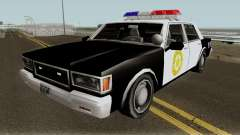 Springfield PD Cruiser for GTA San Andreas