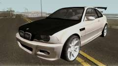 BMW M3 E46 HQ for GTA San Andreas