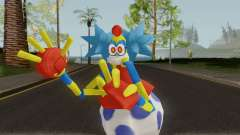 Colorman - Megaman Network Transmission for GTA San Andreas