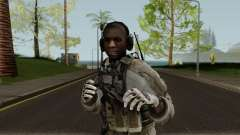 US Army Black Pilot for GTA San Andreas