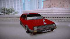 Volkswagen Golf II for GTA San Andreas