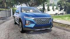 Hyundai Santa Fe (TM) 2018 for GTA 5