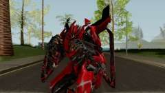 Mirage The Autobots Transformer Mod