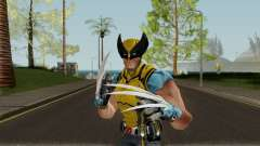 Wolverine From Marvel Strike Force for GTA San Andreas