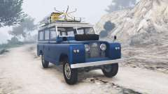 Land Rover Series II 109 Station Wagon 1971 for GTA 5
